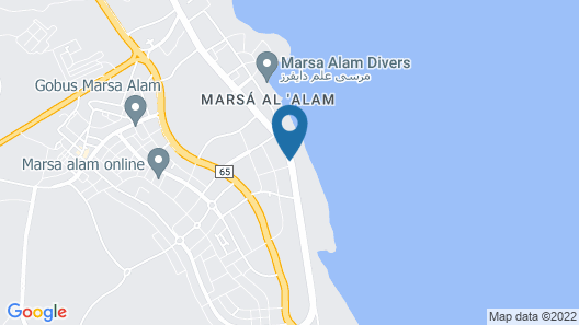 Marina View Residence Map