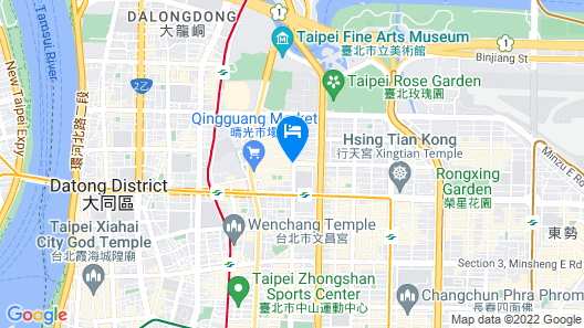 Unite Hotel Map