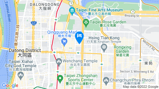 Cai She Hotel Map