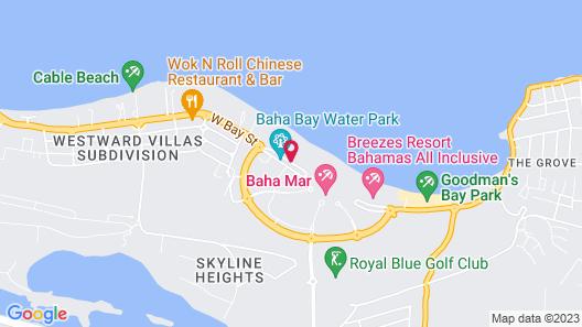Caprice 9 Cable Beach Design Villa Map