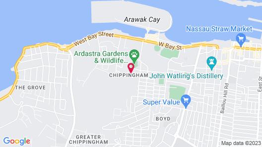 Sandlewood Residence Map
