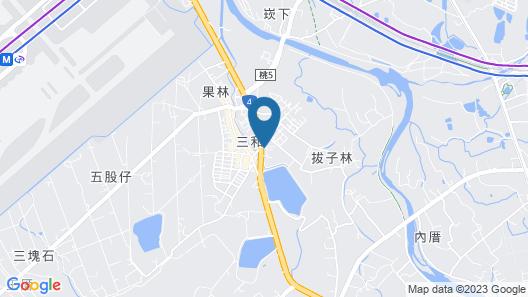 TY Motel Map