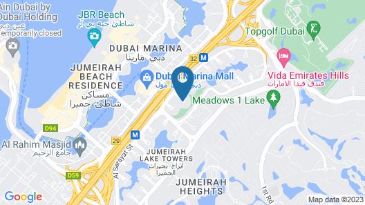 Armada BlueBay Map