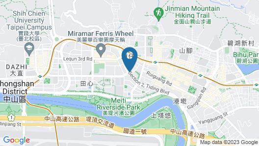S Aura Hotel Map