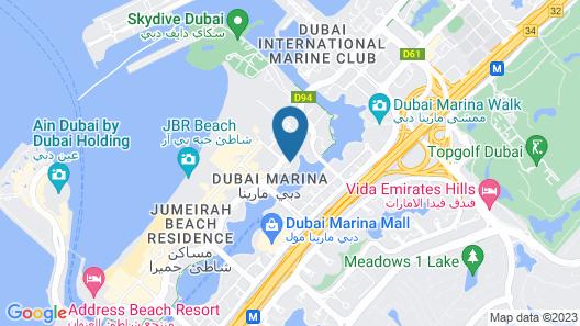 Residence Dubai - Park Island Bonaire Map