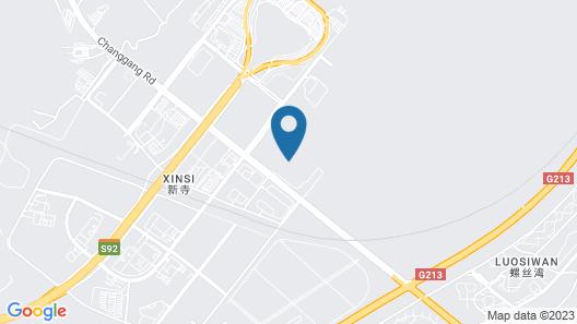 Changhang Hotel Map