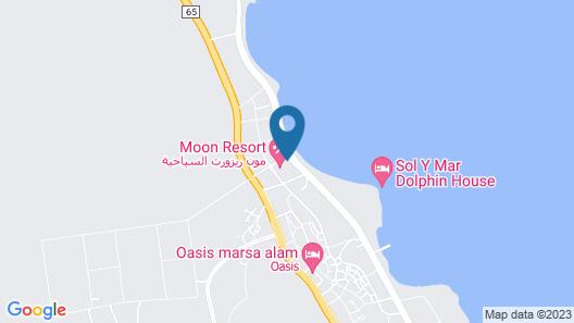 Fantazia Resort Marsa Alam Map