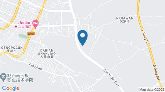 Greentree Alliance Southwest Xingyi City Magic EAS Map