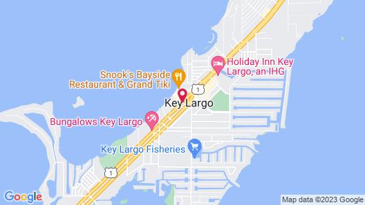 Sunset Cove Beach Resort Map