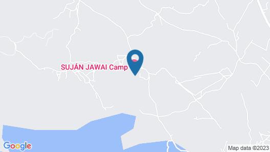 Jawai Safari Camp Map