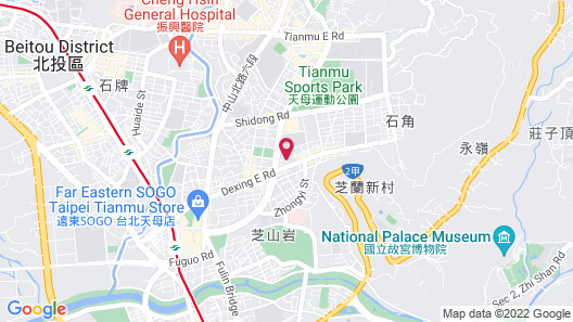 Noble Hotel Map