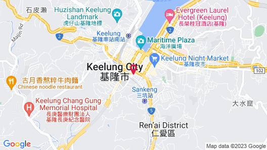 Jinhwa Hotel Map