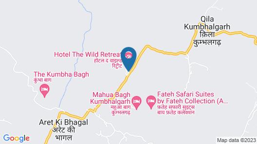 The Wild Retreat Map