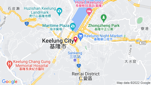 YUNG FENG HOTEL Map