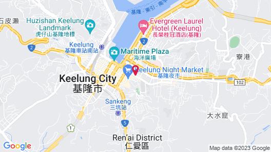 Keebe Hotel Map