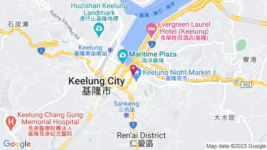 LIGHT INN - Hostel Map