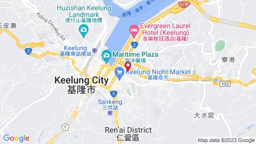 Hua Du Hotel Map
