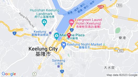 Beidoo Hotel Map