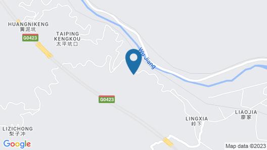 Holiday Inn Shaoguan Downtown, an IHG Hotel Map