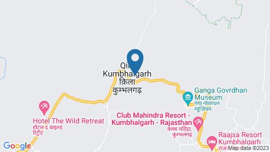 Dera Kumbhalgarh Map