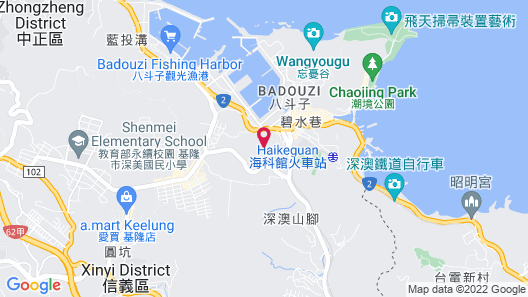 HF Keelung 61 Map