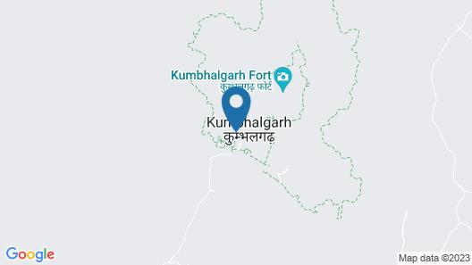 Kumbhalgarh Safari Camp Map