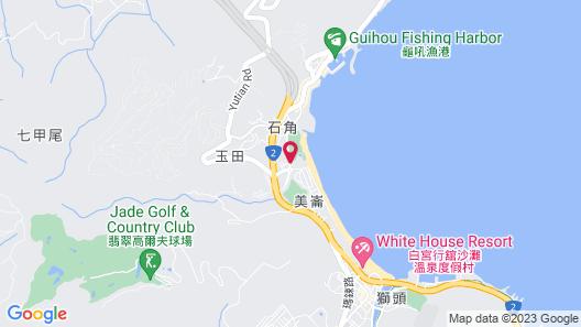 Beach Resort Green Bay Map