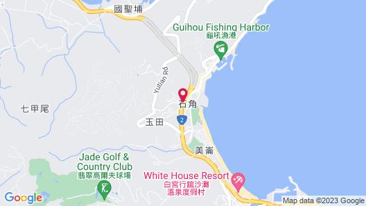 CT Green Bay Hot-Spring Hotel Map