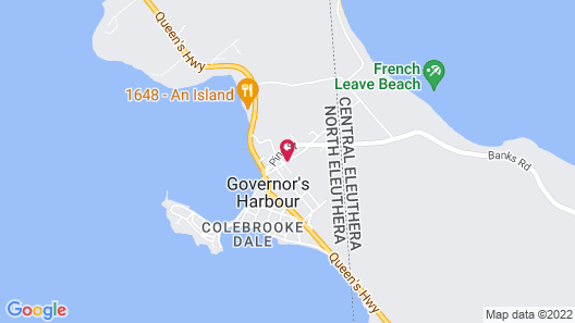 Squires Estate Map