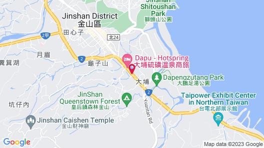 Dapu-hotel Map