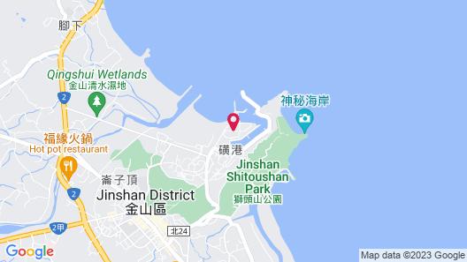 Jinshan Bay Spring Resort Map