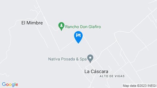Nativa Posada & Spa Map