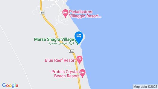Marsa Shagra Village Map