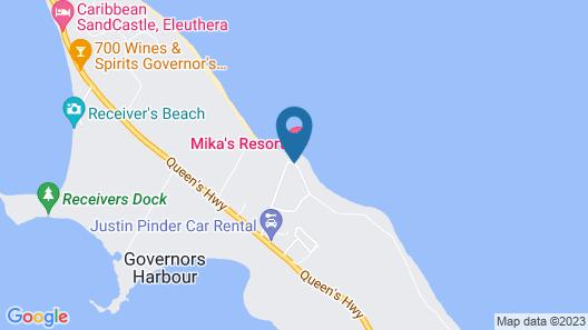 Mika's Resort Map