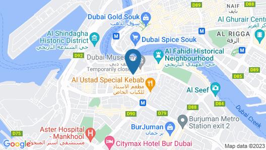 Dubai Nova Map