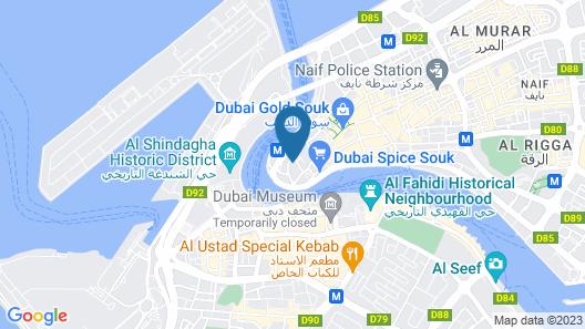 OYO 335 Remas Hotel Llc Map