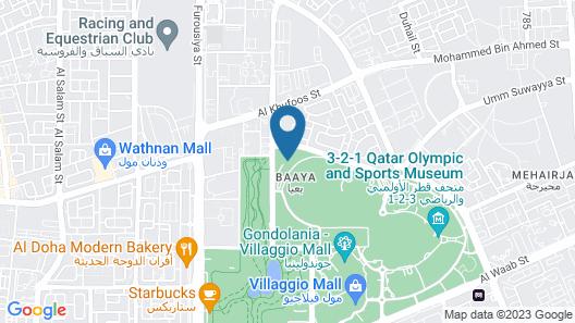 Al Aziziyah Boutique Hotel Map