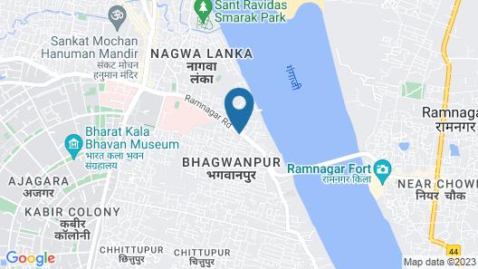 OYO 12193 Sandhya  Hotel Map