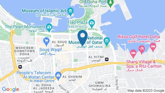Retaj Residence Al Corniche Map