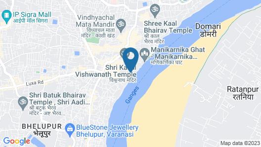 Hotel Alka Map
