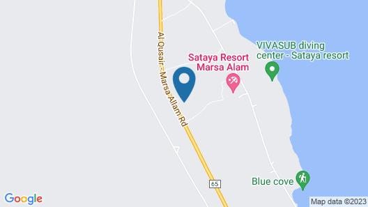 LABRANDA Sataya Resort - All inclusive Map