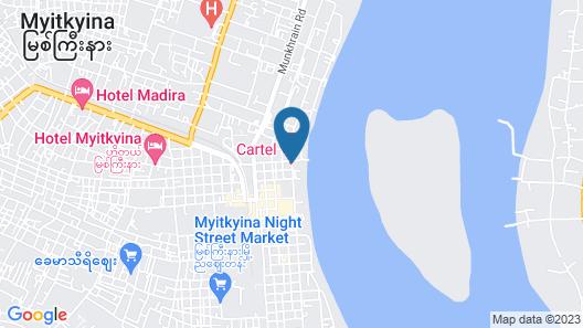 Cartel Hotel Map
