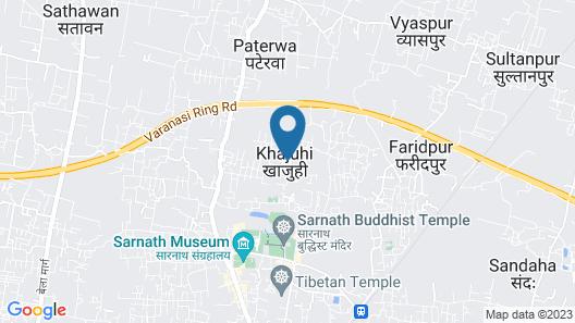 Srishti Shelter Map