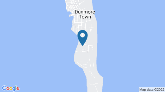Romora Bay Resort & Marina Map