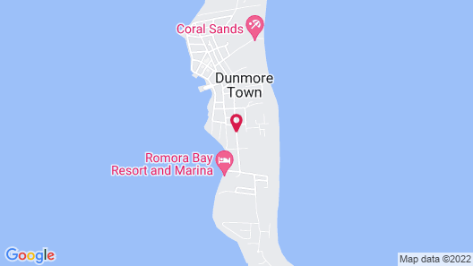 Tingum Village Hotel Map