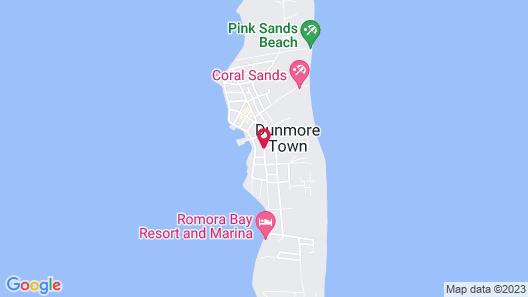 Eleven Experience- Bahama House Map