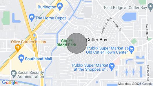 Amazing Private Apartment Map