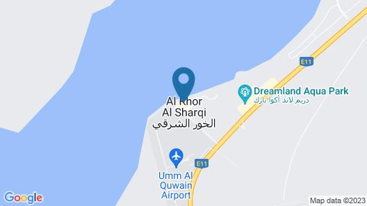Barracuda Beach Resort Map