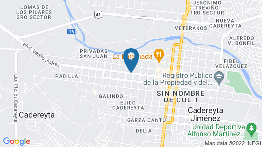 Nova Hotel Map