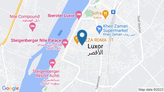 Fayrouz Apartments Map